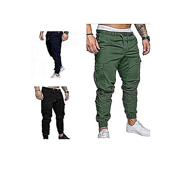 a84cf227ade Stylish cargo pants - Pack of 3.