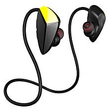 Awei A887BL Wireless In-ear Sweatproof Earphone Bluetooth Stereo Sports Earbuds  - BLACK