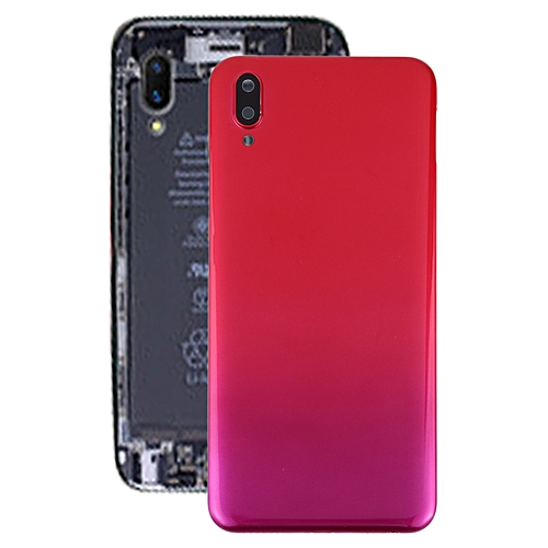 Battery Back Cover for Vivo Y93(Red)
