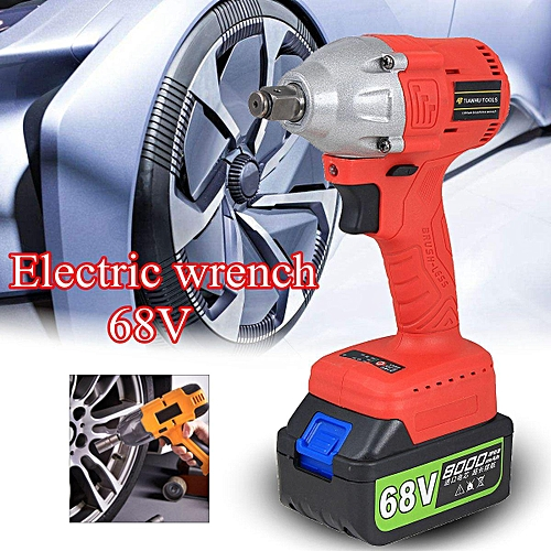 Generic 68v Cordless Lithium Ion Electric Impact Wrench Brushless 3 Sd Torque 320 Nm Best Price Jumia Kenya