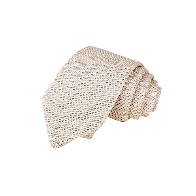 Eissely Men Knitted Crochet Stripe Necktie Wedding Party Classic