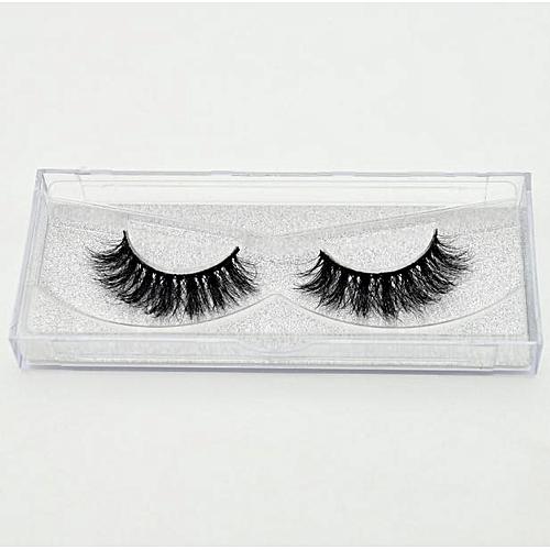 02fb81576b8 Generic Eyelashes 3D Mink Lashes Handmade Full Strip Lashes Cruelty Free  Luxury Mink Eyelashes Makeup maquiagem faux cils(visofree D109)