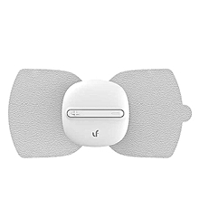 LERAVAN Mi Home Electrical TENS Pulse Therapy Massage Machine Acupuncture Snap-on Electrode Pads Body Patch   - WHITE