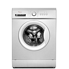 RW/145-Front Load Fully Automatic 6Kg Washer 1200 RPM- Silver