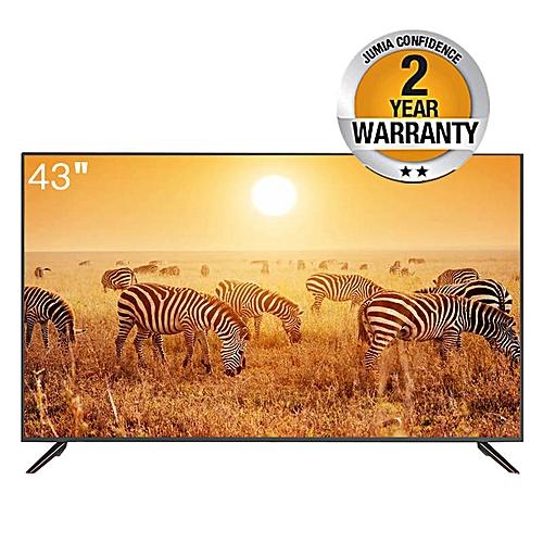 Haier 43'' - FHD - Digital TV - Black