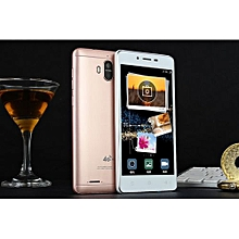 """Smart phone TWO Sim Card Mobile Cell Android MTK6572 5.0"""" TN(854*480) LCD 1400MA-pink"""
