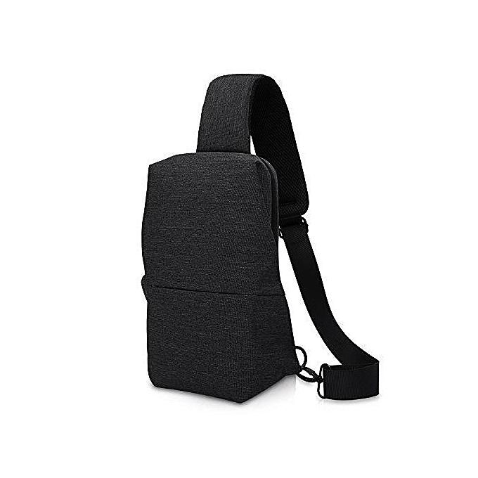 3cc0178cc Simplicity Sling Bag Chest Pack Casual Crossbody Travel Shoulder Bag for  Women Men