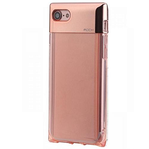 reputable site 77db5 e69e2 Back Cover TPU + PC For IPhone 7 - Rose Gold