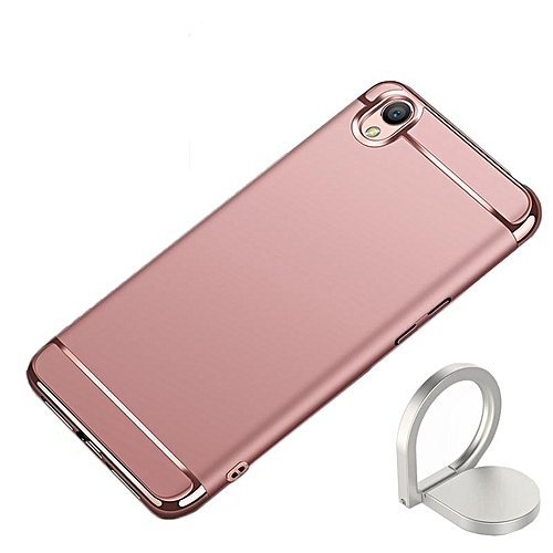 pretty nice b6d5d 55d5c For OPPO A37 Case Luxury Chromed 3in1 Hybrid Armor Shockproof Hard PC Back  Case /OPPO A37 Anti-falling Cover/ /Phone Protective For OPPO A37 /OPPO A37  ...