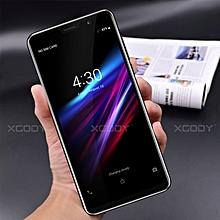 D26 New Dual SIM 4Core Android Mobile Phone un-locked Smartphone 8GB 5MP qHD -black