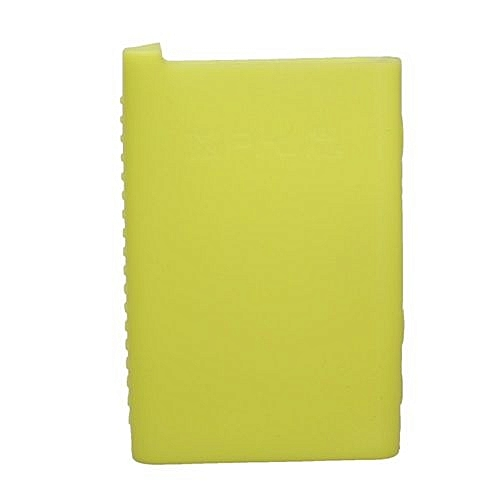 Silicone Case Cover Protector For Smok XPro M80 Plus Mod Yellow
