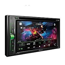 AVH- A205BT - - (DVD) FM USB Aux Bluetooth Touch Screen Reverse Camera Input.