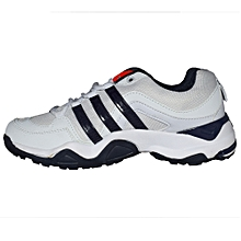 White Men's Sneakers