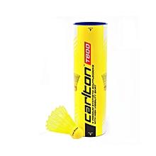 T800 - Badminton Shuttlecock- Yellow