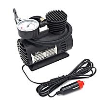 AfricanmallDN store  300PSI C300 12V Mini Air Compressor Auto Car Electric Tire Air Inflator Pump-Multicolor