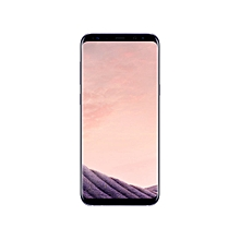 "Galaxy S8+ - 6.2"" - 64GB - 4GB RAM - 12 MP Camera – Single SIM - Orchid Grey"