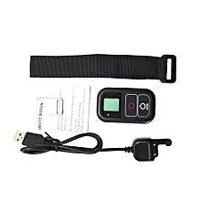 Andoer Wireless Wi-Fi Remote Control With Charging Cable WristStrap Key Chain Durable Exquisite For Sport Camera GoPro Hero3/3+/4