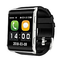 XANES DM2018 4G Bluetooth GPS WiFi Heart Rate Monitor Remote Camera Sensor Smart Watch Fitness