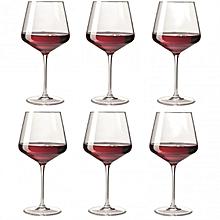 6 set wine Glass