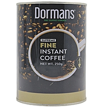 Instant Coffee Tin 250g