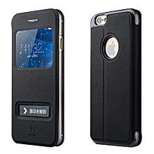 Baseus iphone6 4.7 Protective Case Double Window Case