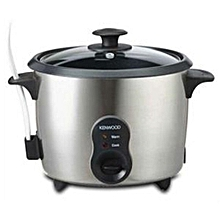 Rice Cooker, Silver - RC410