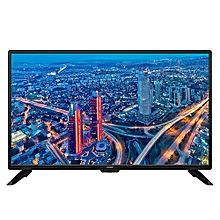 "Vision Plus - 32"" -  Digital HD LED TV - Black- VP8832D+FREE WALL BRACKET."