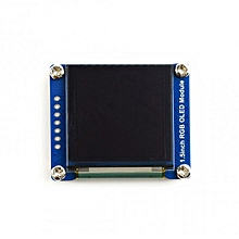 WAVESHARE 128x128 General 1.5inch RGB OLED Display Module 16-bit High Color with SPI Interface