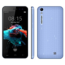 HT16 1GB+8GB 5.0 Inch Android 6.0 MTK6580 Quad Core Up To 1.3GHz Dual SIM 3G Smartphone(Blue)