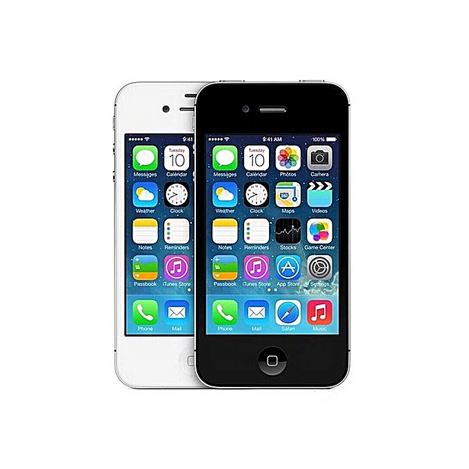 f933ea2b63c783 Generic Apple IPhone 4S 16GB White (Refurbished)   Best Price ...