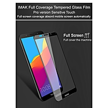 Pro+ Screen Protector For HUAWEI Y5 2018 Full Coverage Tempered Glass Protective For HUAWEI Y5 Prime 2018 Full Glue Absord