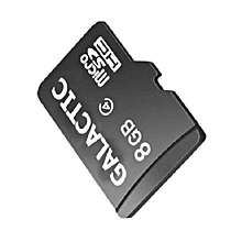 Memory Card- Micro SD (Superior Quality) - 8 GB- Black