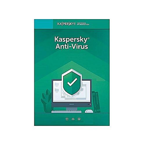 Kaspersky Antivirus - 3 pc +1 free