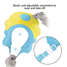Mambobaby Baby Shampooing Cap Elastic Kids Adjustable Shower Bathing Protection Hat