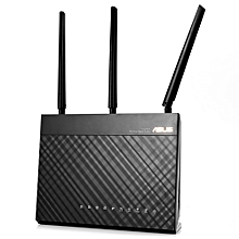 RT-AC68U Wireless Router 2.4GHz / 5GHz Network WiFi Repeater US Plug - Black