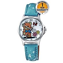 Green Aquaracer Kids Wrist Watch