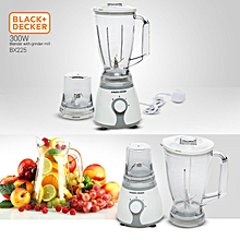 300W Blender with 1 Grinder Mill