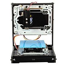 NEJE Black 500mW USB DIY Laser Printer Engraver Laser Engraving Cutting Machine Black
