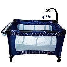 Baby playpen bed/ baby crib