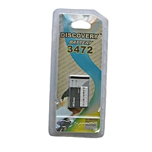 Discovery battery 3472-Black
