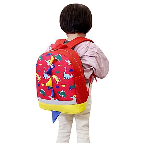 Generic Baby Boys Girls Kids Dinosaur Pattern Animals Backpack Toddler  School Bag 3a543f7fa4c45