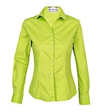 Ladies Shirt - Lime Green
