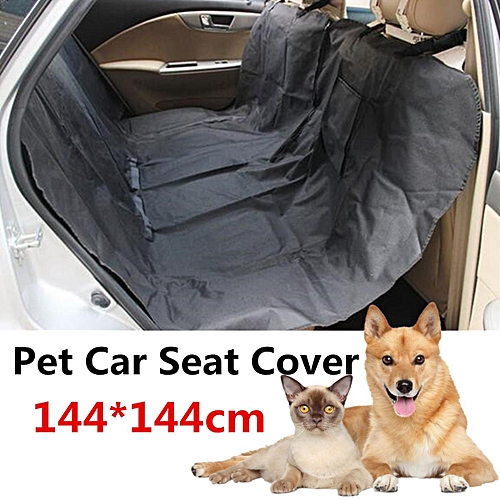 144144CM Pet Car Seat Cover Dog Safety Mat Cushion Rear Back Protector New