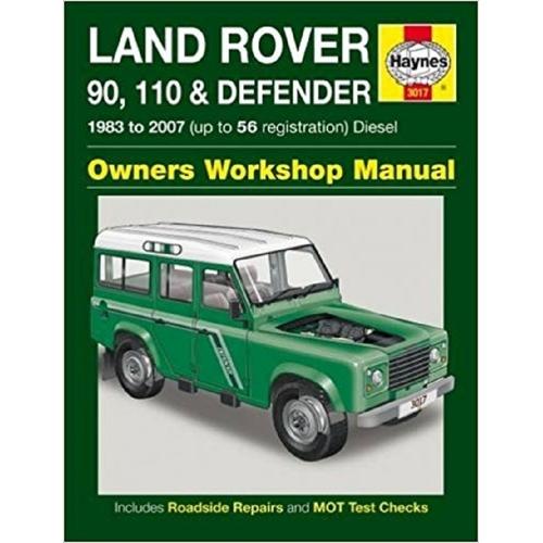 buy educate yourself ltd land rover 90 110 defender diesel 83 rh jumia co ke defender 90 service manual land rover defender 90 owners handbook