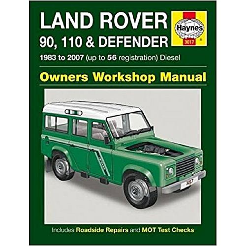 Anniversary sales buy educate yourself ltd land rover 90 110 land rover 90 110 defender diesel 83 07 haynes repair manual solutioingenieria Choice Image