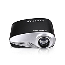 RD-802 - LCD Projector 60LM 480*320 Home Theater EU - Black