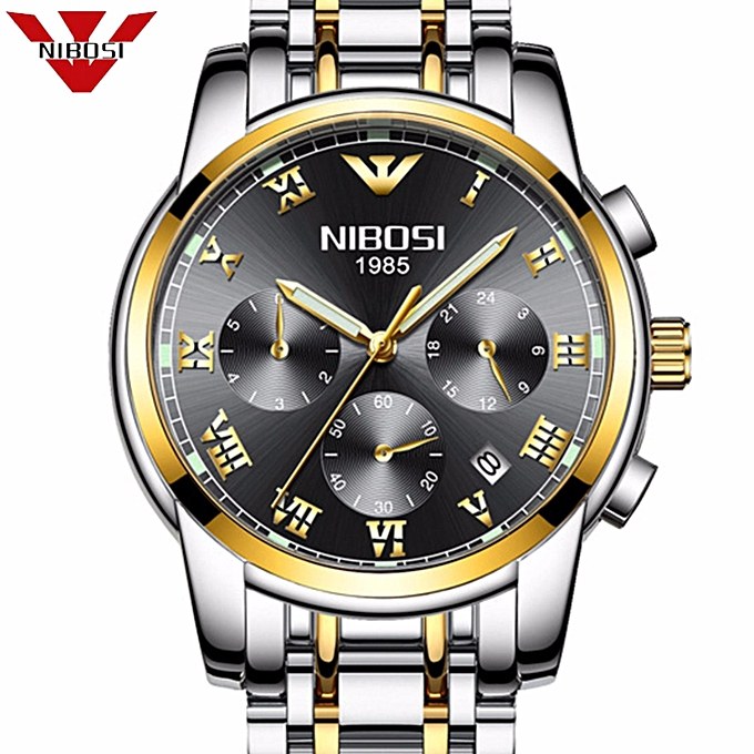 ae4ebe6ae Nibosi NIBOSI Wrist Watch Men 2018 Top Brand Luxury Famous Wristwatch Male  Clock Quartz Watch Quartz-watch Relogio Masculino Hodinky 2301