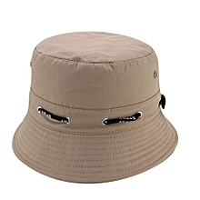 Unisex Bucket Boonie Hat Hunting Fishing Outdoor Cap Summer Sun Hats KI