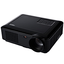 POWERFUL SV - 228 Home Theater 4000 Lumens 1280 × 800 Pixels Projector-BLACK