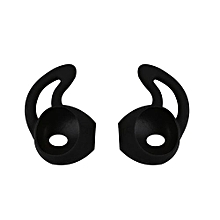 1Pcs Soft Silicone In Ear Headset Eartips Earbuds Cover Case With Hook